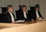 Schoolbank-rechtbank