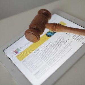 tablets uitdaging gerechtsbesturen