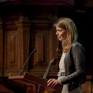 Meillo-lezing 2016, Petra Stienen
