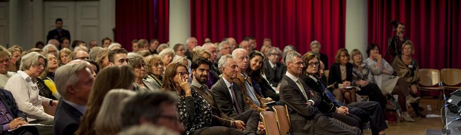 Meillo-lezing 2016, zaal