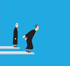 de rol van het slachtoffer in het besluitvormingsproces, duikplank