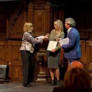 Meillo-lezing 2016, prijsuitreiking