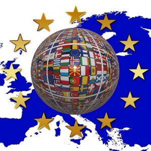 Magistraten lopen stage in Europa