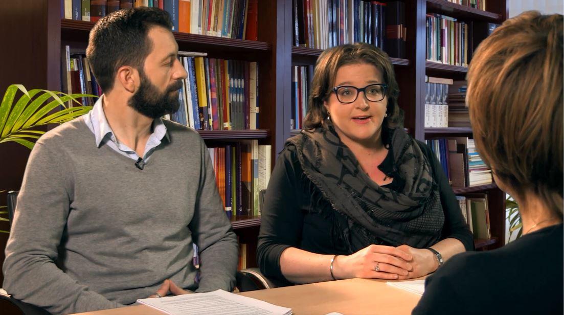 Interview met mw. mr. W.R.H. Lutjes en dhr. mr. L. Fernandez Ferreiro