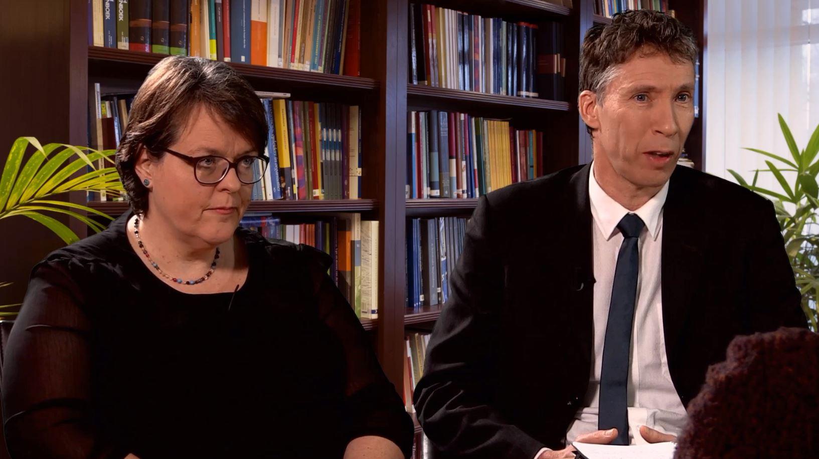 Interview met met mw. mr. K. Zwaan en dhr. mr. drs. J.H. van Breda