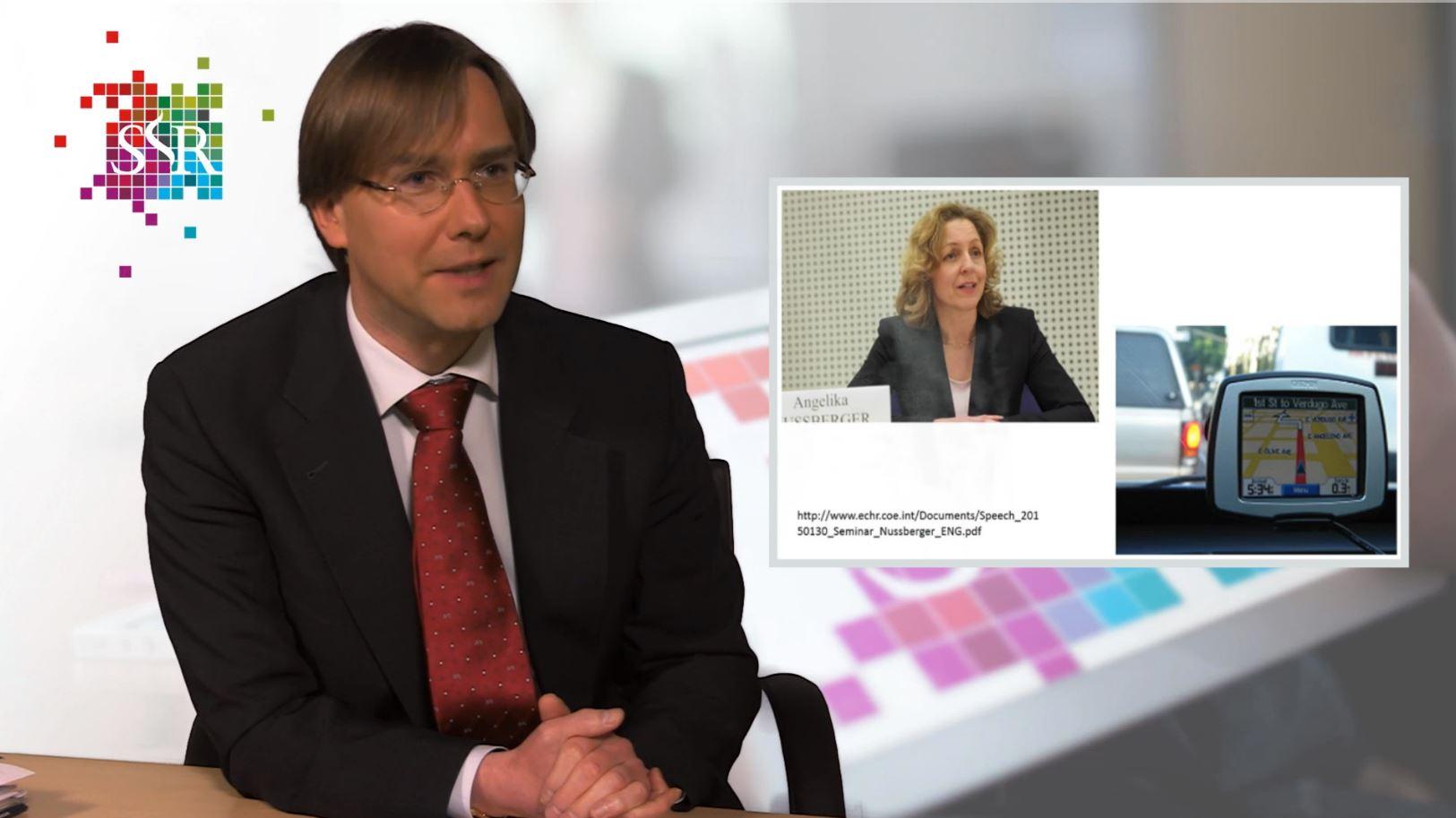 prof. dr. Martin Kuijer presenteert een webcollege