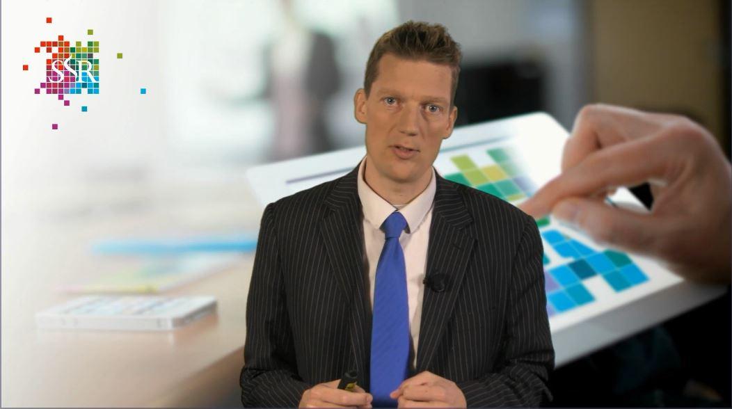 Prof. mr. drs. Mark Heemskerk presenteert een webcollege