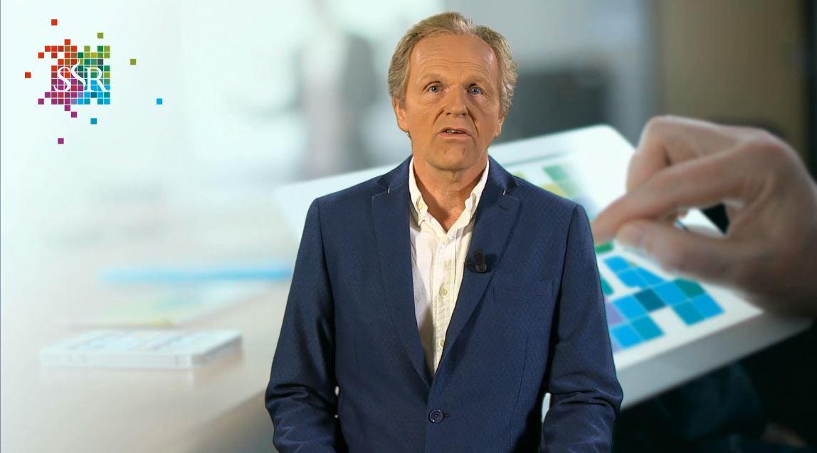 mr. Erik Klein Egelink presenteert een webcollege