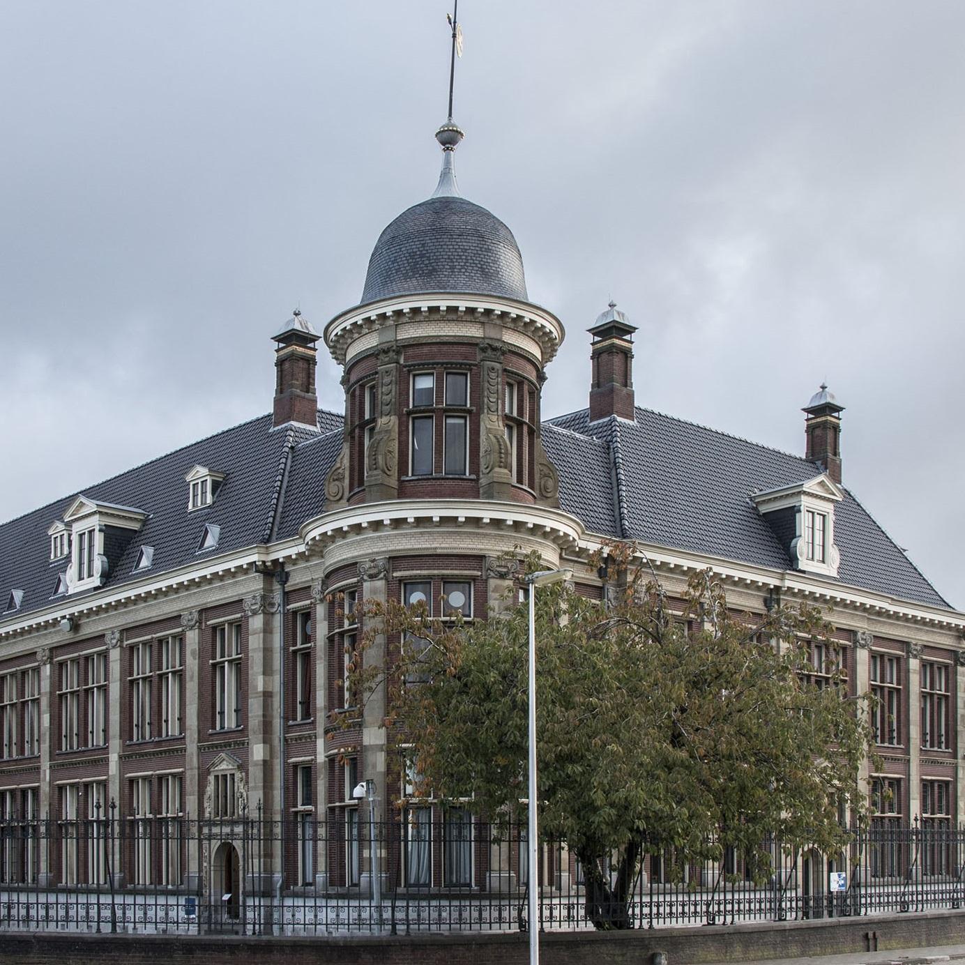 Muntgebouw Utrecht