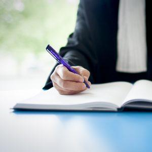 Schrijvende rechter, cursus 'Schrijven voor elkaar'