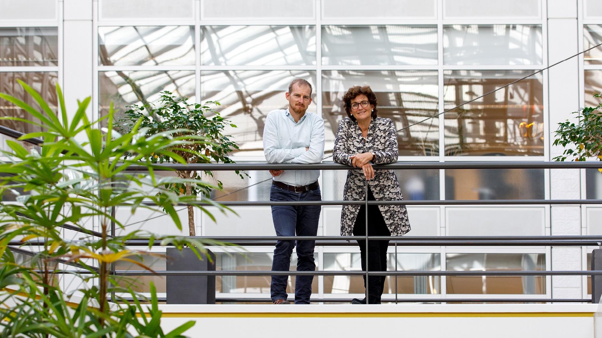 Leertraject persoonlijk leiderschap, Bernardine Mac-Lean en Albert Geerling