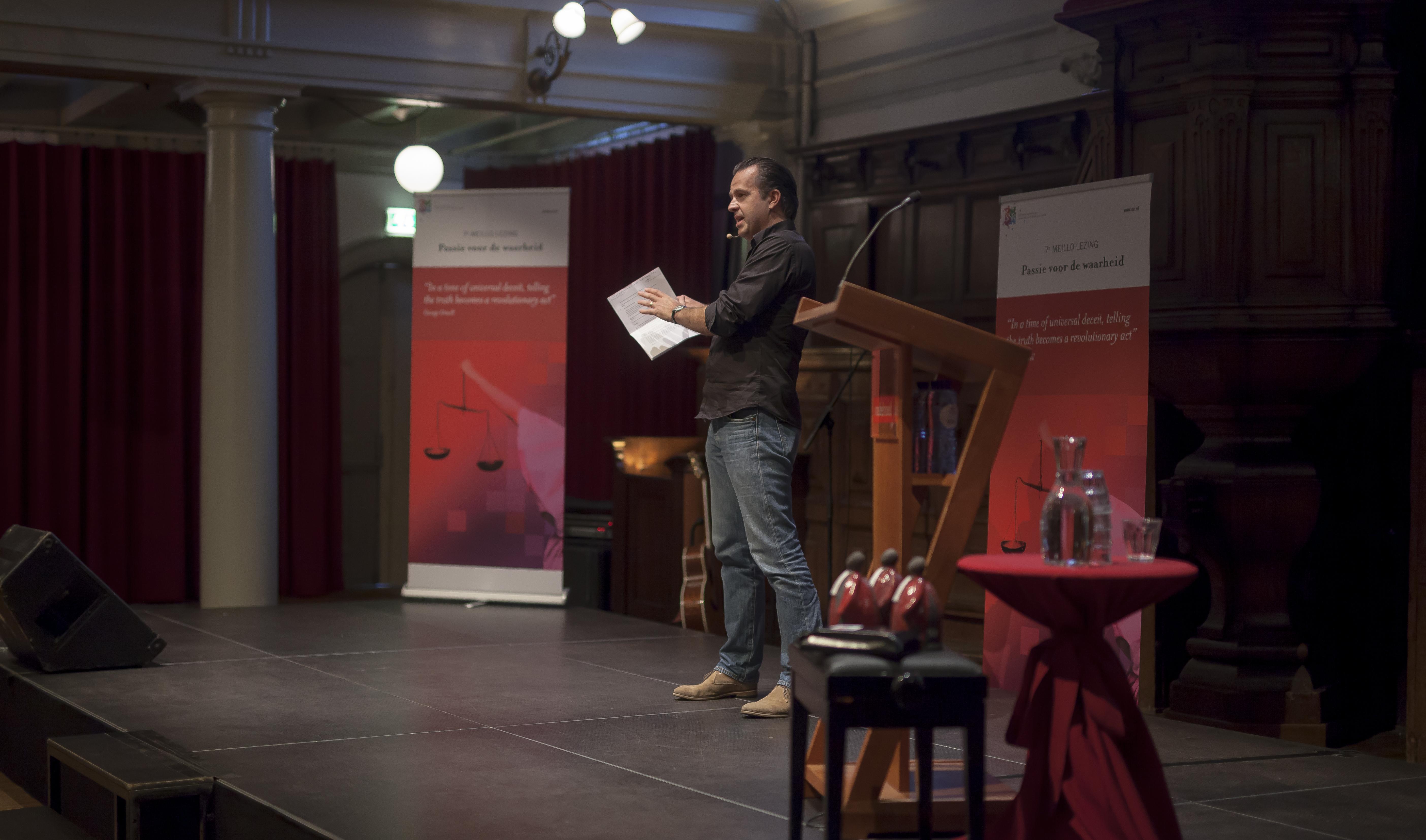 Bas Haan, Meillo-lezing 2017