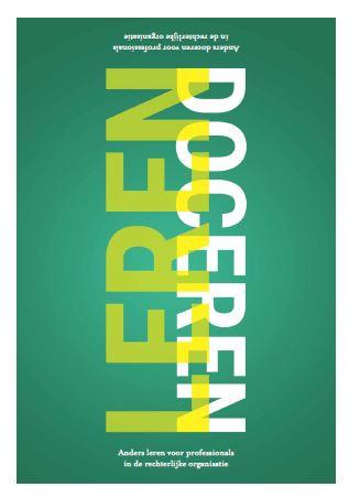 cover Leren/Doceren magazine