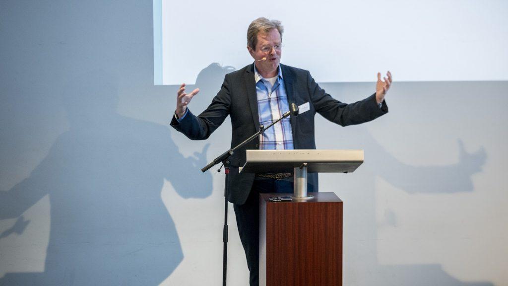 symposium 'Moderne Bestuursrechtspraak' Bart Jan Ettekoven