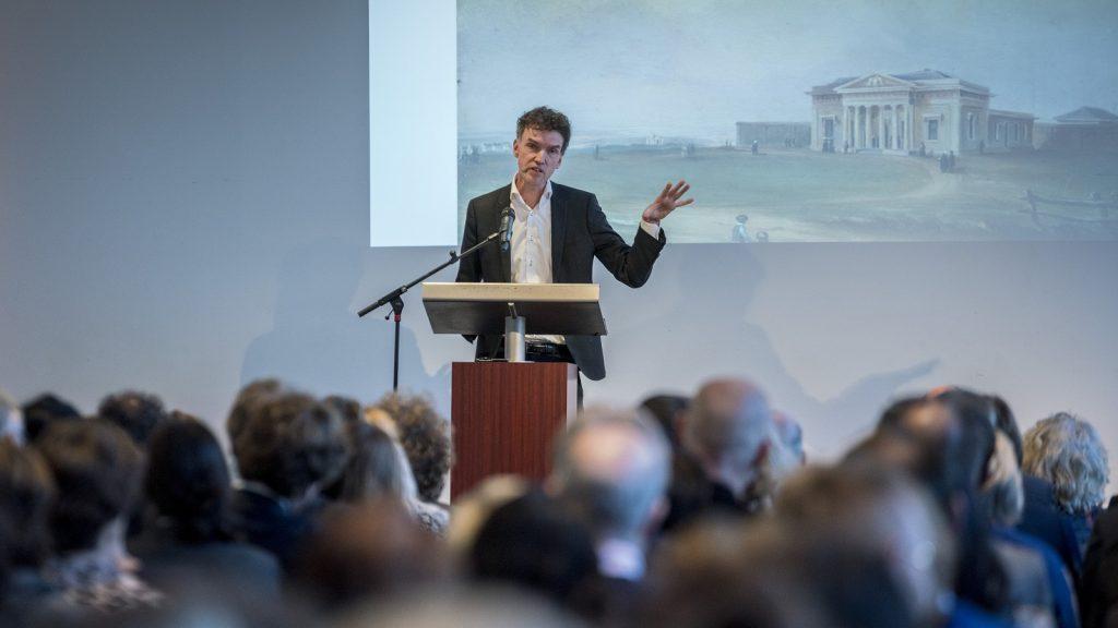 symposium 'Moderne Bestuursrechtspraak' Bert Marseille