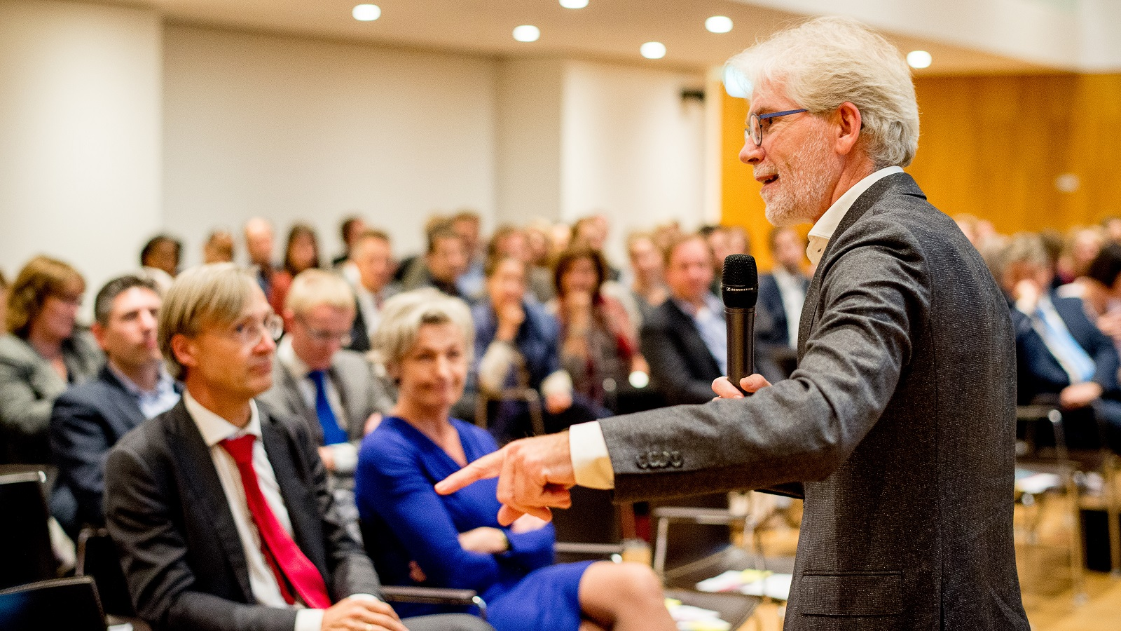 Pieter van Rest tijden rio-symposium 2018