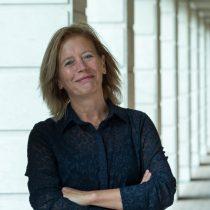 portret Marita van Thiel, coach SSR