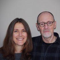 Caroline en Maurice Bun